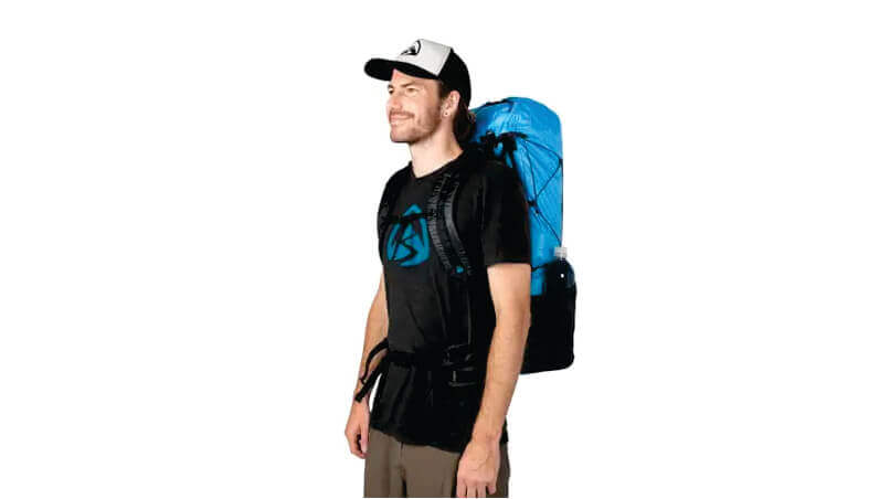 pack backpack for hiking